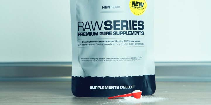 HSNraw Amino Acid Powder