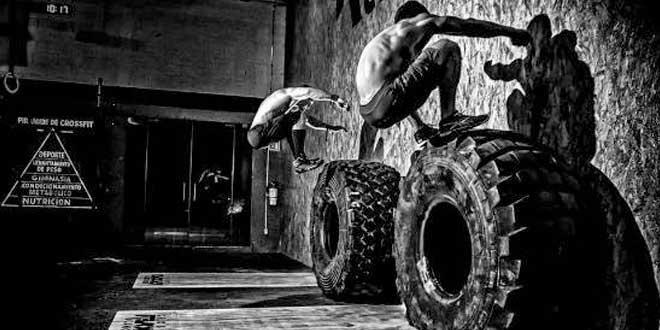 CrossFit Vitargo