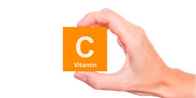 Vitamin C to protect the cells