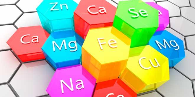 Main Minerals