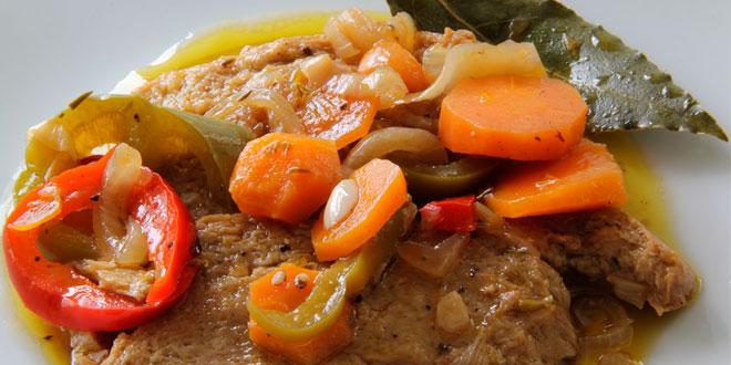 Top 3 vegetarian recipes