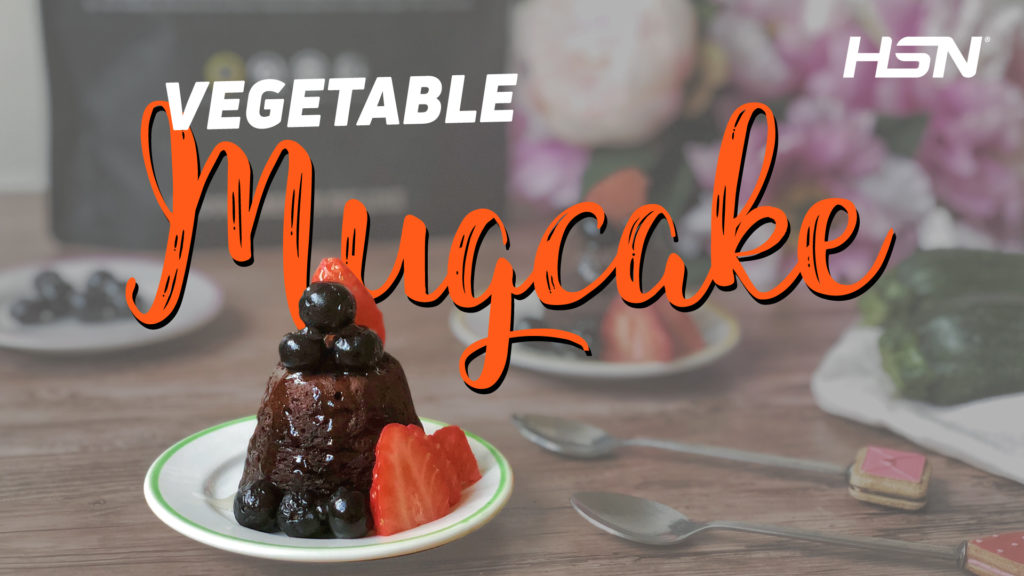 Vegetable Mugcake