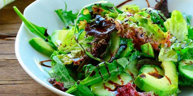 Carb-free salad