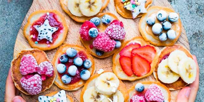Fitness diet snacks