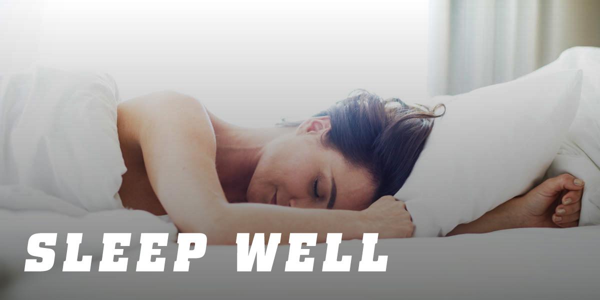 To Sleep Well