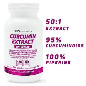 Curcumin Extract HSNessentials